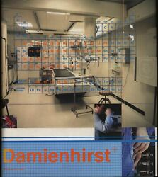 Art Book Damien Hirst I Want To Spend The Rest Of My Life Everywhere With Ev...