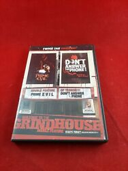 Welcome To The Grindhouse - Prime Evil/ Dont Answer The Phone Dvd 2007