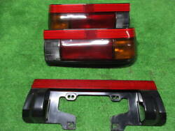 Ae86 Trueno Late Tail Lamp Garnish Light 4ag Parts Removal