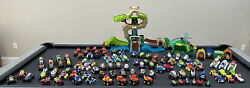 Blaze And The Monster Machines Die-cast Master Lot 110+ Cars And More