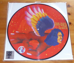 David Bowie The Man Who Sold The World Record Store Day2016 Picture Disc Neuf