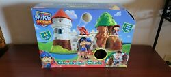 Fisher-price Mike The Knight Glendragon Castle Playset With Sound Brand New