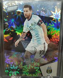 Lionel Messi Panini National Silver Pack Card 39/50 Argentina