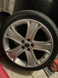 4 275/40/20 Almost Brand New Hankook Tires. Lug Nuts Included. No Air Sensors.