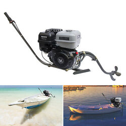 4stroke 15hp Outboard Motor Fishing Boat Gas Engine Single-cylinder 420cc 1kit