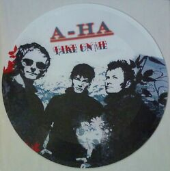 A-ha 12 Take On Me Picture Disc From Israandeumll 2009