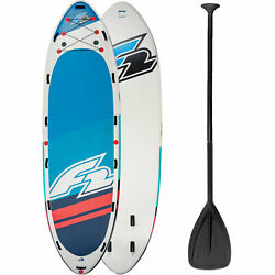 F2 Inflatable Big Star Sup 8 Personen Stand Up Paddle Board Paddel Isup Set