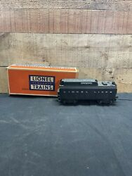 Lionel Train Postwar Whistle Tender 6026w With Box Untested