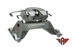 Bandw Rvk3710 Companion Oem - 5th Wheel Hitch - Fits 2020-current Gm Puck System