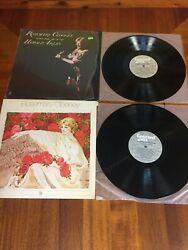 Lot Of 2 Rosemary Clooney Lps Music Of Harold Arlen And Coming Up Roses  Vg+/vg+