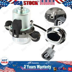 Dc 12v Electric Vacuum Pump Power Brake Booster Auxiliary Pump Assembly 20804130