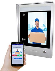 Gbf Sentrylink Smart Full Ip Video Door Station For 2-1000 Units Apartment