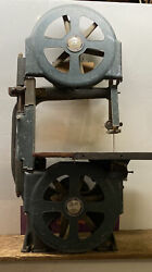 Vintage Walker Turner 12 Bandsaw The Driver Years Band Saw Very Early Rare
