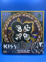 Big Bang Pow Kiss Rock And Roll Over Figure Deluxe Box Set Convention Exclusive