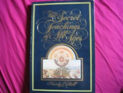 The Secret Teachings Of All Ages, Manly P Hall B And W Ed Pb Occult Secrets Mysti