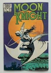 Moon Knight 27 Marvel 1983 Vg/fn Condition Bronze Age Issue.