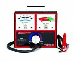 Auto Meter Sb-3 Battery Tester, 500 Amp For 12 Volt Systems