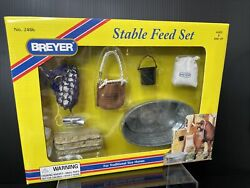 Breyer Stable Feed Set Traditional Series 1:9 Scale No. 2486
