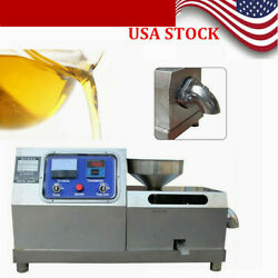 3000w Commercial Electric Screw Oil Press Machine Automatic Walnut Oil Expeller