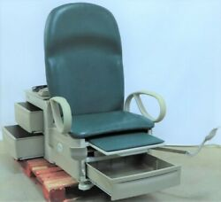 Brewer 6500 Access High-low Medical Exam Table Warranty