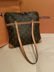 Louis Vuitton Purse - 100 Authentic Classic Carry-all From Private Collection