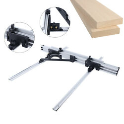 1000mm Table Saw Fence Set With Fine Adjustment Knob For Flip-chip Circular Saw