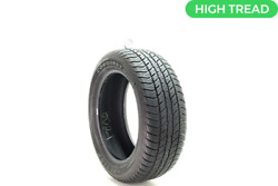 Set Of 2 Used 235/55r18 Dunlop Conquest Touring 104v - 9.5-10.5/32