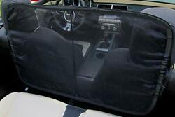 Windscreen Wind Deflector For Convertible Cars Stop Crazy Hair And Enjoy Drive
