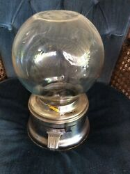 Antique Ford Gumball Machine Parts Or Restore Just Needs A Spring