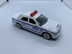 Realtoy Real Toy - Ford Crown Victoria Nypd - Airport 5 Pack Exclusive Very Rare