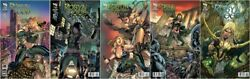 Grimm Fairy Tales Robyn Hood Wanted 1 2 3 4 5 Comics Variant Covers Robin Girl