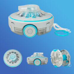 Cordless Lightweight Auto Ipx8 Cleaner For Above-ground/in-ground Swimming Pool