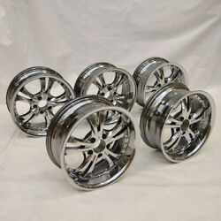 Ranger Boat Trailer Tire Rims 17 Inch 1700 Lbs - 5pc - Scratches