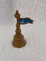 Fisher Price Imaginext Precious Places Swan Palace Princess Castle Flag Only