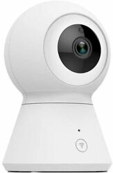 Powered By Yi 1080p Dome Smart Home Ip Security Camera, 2 Way Audio Night Vision