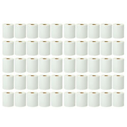 50rolls 4x6 Direct Thermal Shipping 500 Labels For Zebra Lp2824 Tlp2844 Lp2442