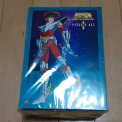 Knights Of The Zodiac Saint Seiya Dvd First Limited Edition With Figure