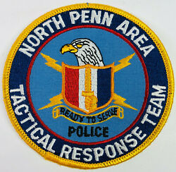 North Penn Area Tactical Response Montgomery County Police Pennsylvania Patch A1