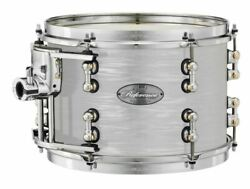 Pearl Music City Custom Reference Pure 26x14 Bass Drum W/ Mount Pearl White Oyst