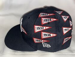 New York Yankees Hat Mlb New Era 9fifty Snapback Cap Spike Lee Collection 7 7/8