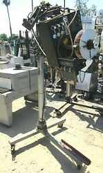 Labeling Systems Inc. Model 3161 Label Applicator_as-is_4serious Buyers_deal