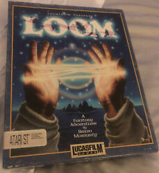Atari St, Loom In Excellent Condition
