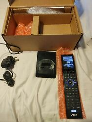 Rti T2i Programmable Remote Control With Charging Dock Power Supply In Box Used