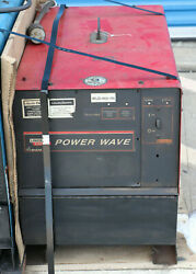 Lincoln Power Wave 455m