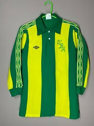 West Bromwich Albion 70's Vintage Away Umbro Collectible Shirt Jersey Ultra Rare