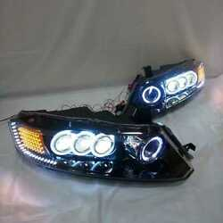 Rb1 Rb2 Odyssey 3-projector Headlight Ccfl Squid Ring Led Hid Genuine