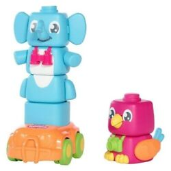 New Tomy Toomies Flappee Stackees Stacking And Sorting Toys