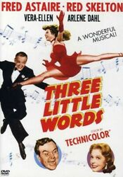 Three Little Words Dvd 2006 Fred Estaire