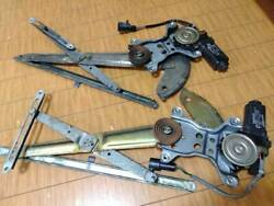 Ae86 Power Window Motor Left And Right Regulator Motor Left And Right