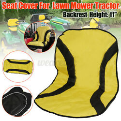 600d Small Seat Cover Lp92334 For John Deere Mower Tractor Seats Up To 11 High